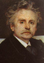 Edvard Grieg page with free midi's to download