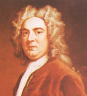 George Frideric Handel page with free midi's to download