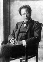 Gustav Mahler page with free midi's to download